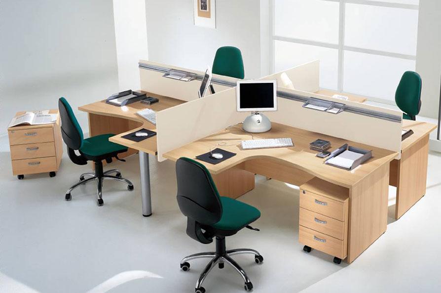 Xu hướng bàn văn phòng Đà Nẵng nào đang được ưa chuộng ?